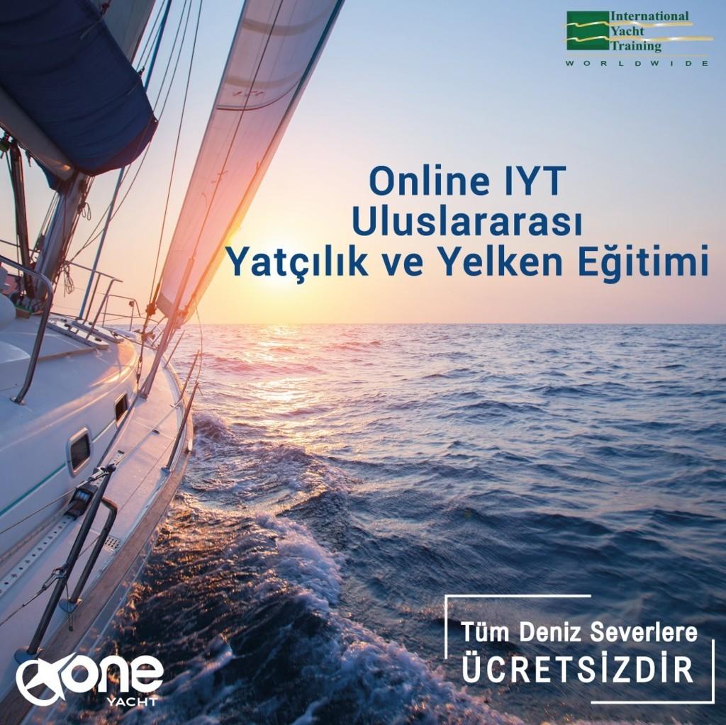 Online IYT Uluslararası Yatçılık Eğitimi