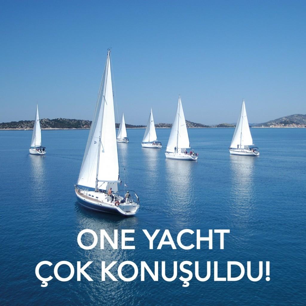 One Yacht Verdiği Eğitimlerle Fark Yarattı