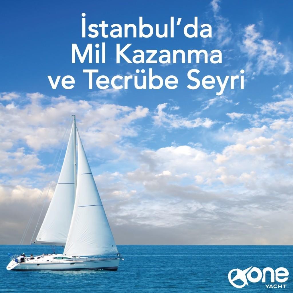 İstanbul'da Mil Kazanma ve Tecrübe Seyri